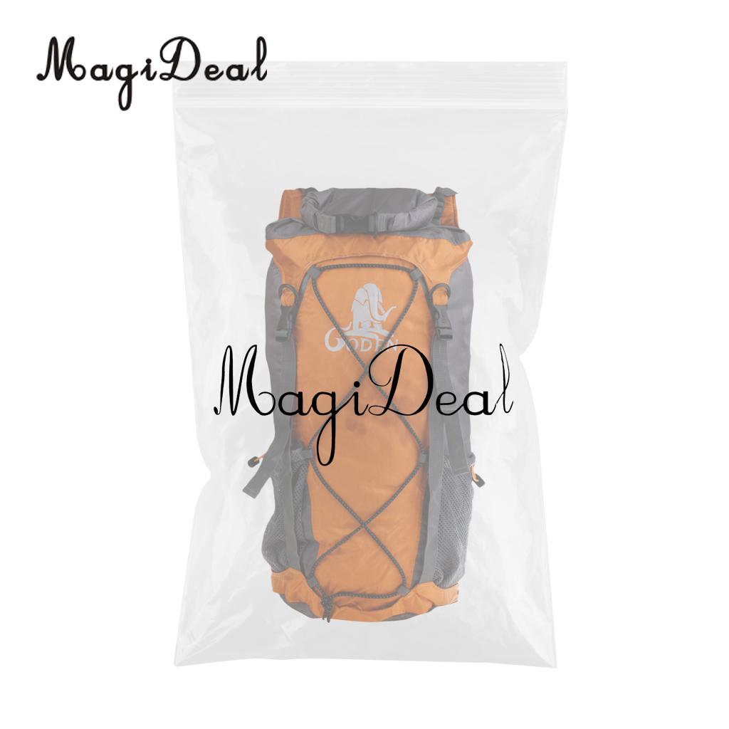 MagiDeal Ultralight Waterproof Backpack for Outdoor Camping Hiking Cycling Fishing Boating Travel Bag 29L /36L 2 Colors Choose