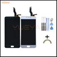 YUEYAO 5 5 LCD For Meizu M3 Note LCD L681H Display LCD Digitizer Touch Screen Replacement