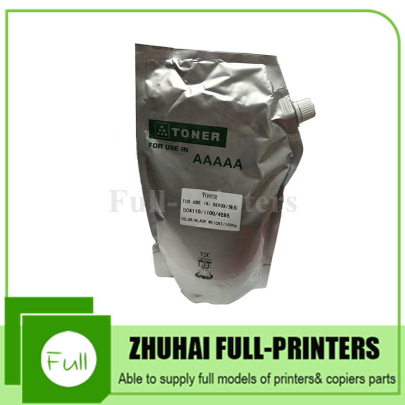 1KG Bulk Toner Compatible Imported from Japan for Xerox DC1100 DC900 DC4110 DC4112 DC4127 DC4590 DC4595