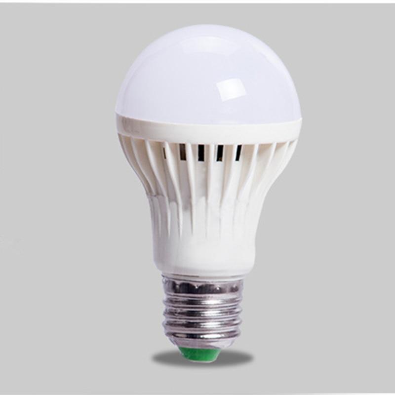 Light Bulbs With Sensors: Motion Sensor Lamp E27 motion sensor Light Bulb led 3w 5W 7W Auto Smart Led  PIR Infrared Body Sound Lamp With The Motion Sensor,Lighting
