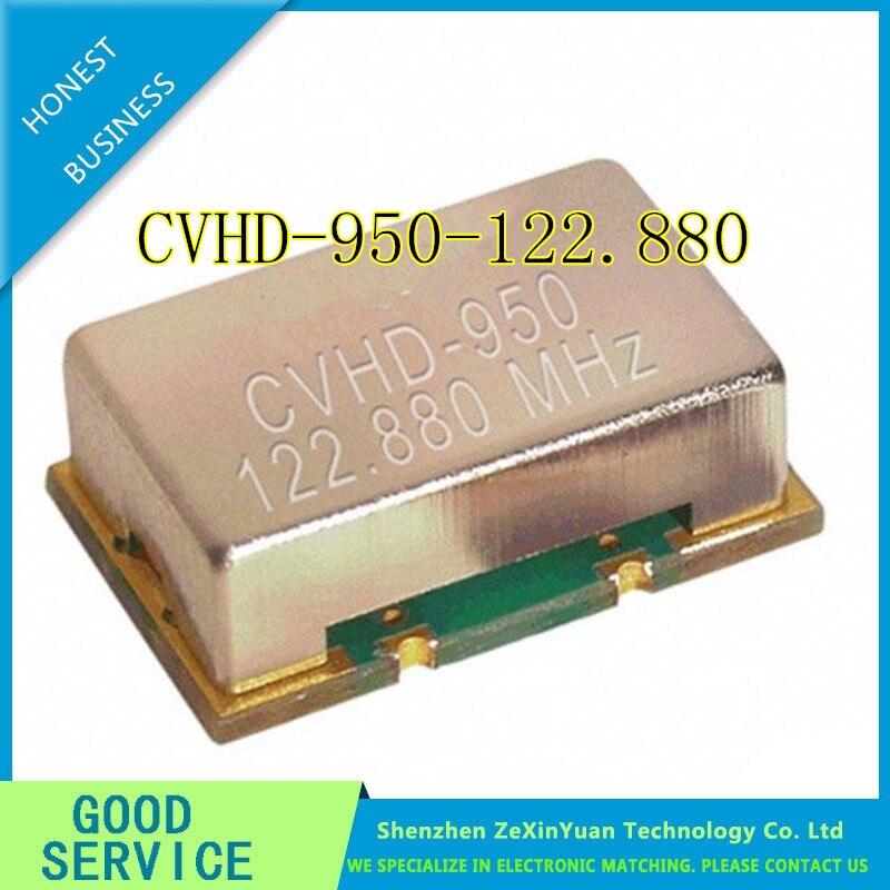 CVHD-950-122.880 VCXO oscillateurs cristaux et oscillateurs CVHD 950 122.88 MHZ 122.880MHZ