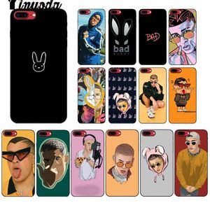 Yinuoda Bad Bunny Maluma TPU Soft Silicone Phone Case Cover for iPhone X XS MAX 6 6S 7 7plus 8 8Plus 5 5S XR(China)