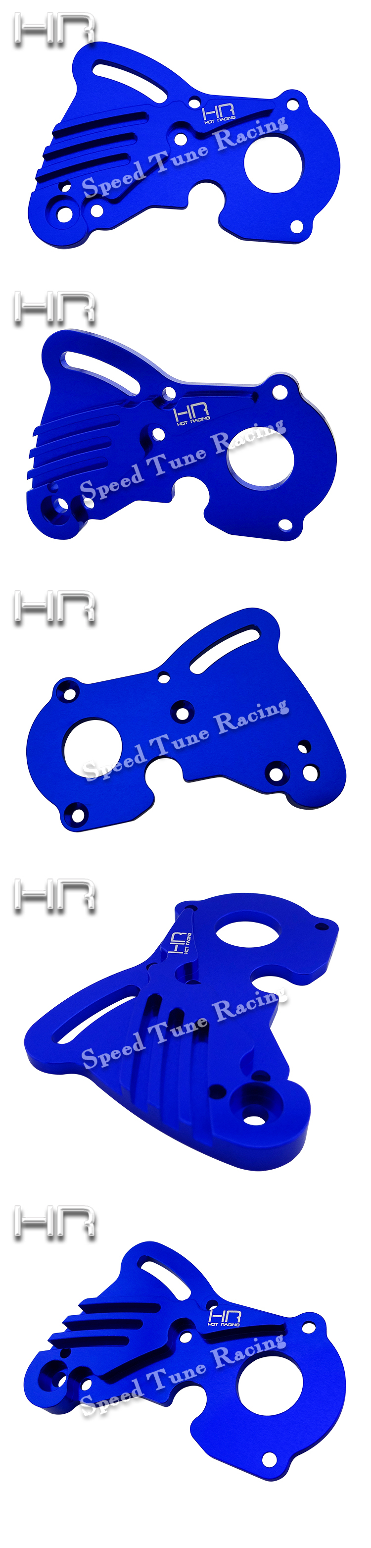 e 1 motor mount plate with heat sinks Fin REQUIREMENTS Installation E Revo brushless motor setup