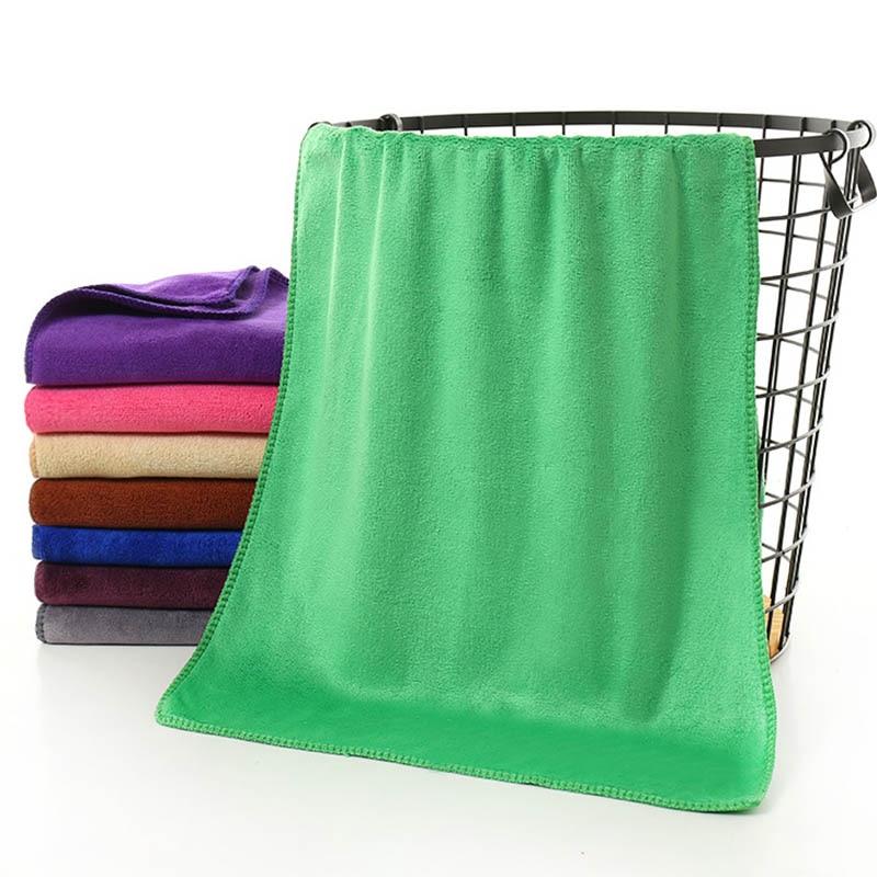 Beminnelijk Microfiber Absorberende Handdoek Multifunctionele Gezicht Handdoek Droog Haar Schoonheid Salons Kapper Speciale Handdoek Katoen Badkamer Accessoires Uitstekende Kwaliteit
