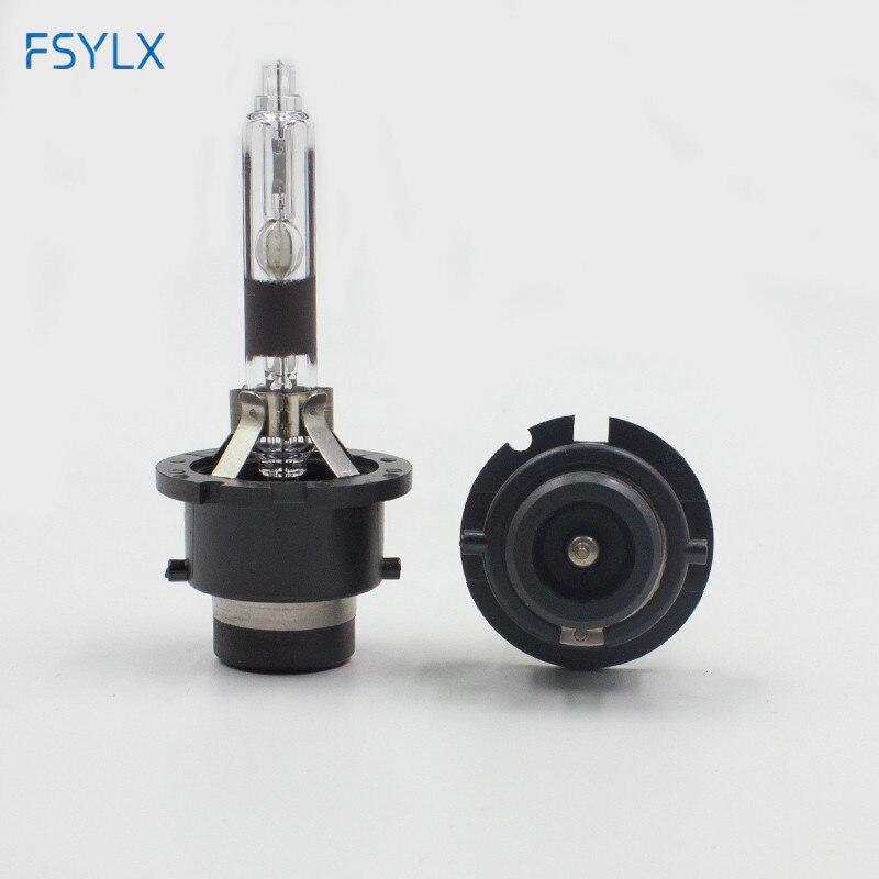FSYLX 35 Вт D4R Xenon HID ксеноновая лампа HID лампы D4R ксенон, противотуманная фара 6000 K D4R ксеноновая лампа для toyota