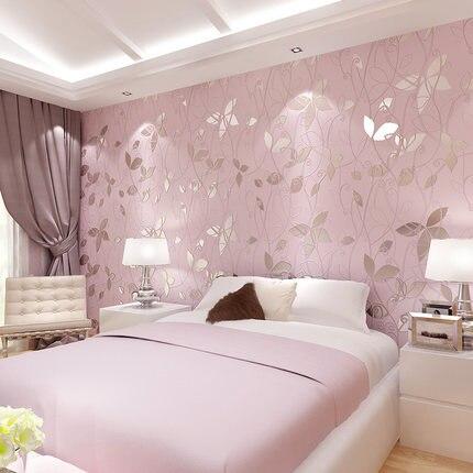 Die wohnzimmer tapete farbe fernsehhintergrundwand papier 3D ...