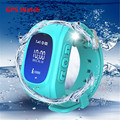 Gps watch Anti Lost GPS Watch For Kids SOS Emergency GSM Smart Mobile Phone App For IOS & Android watch wearable devices