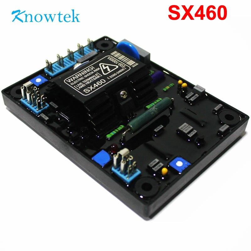 Automatic Voltage Regulator SX460 AVR for brushless Generator alternator