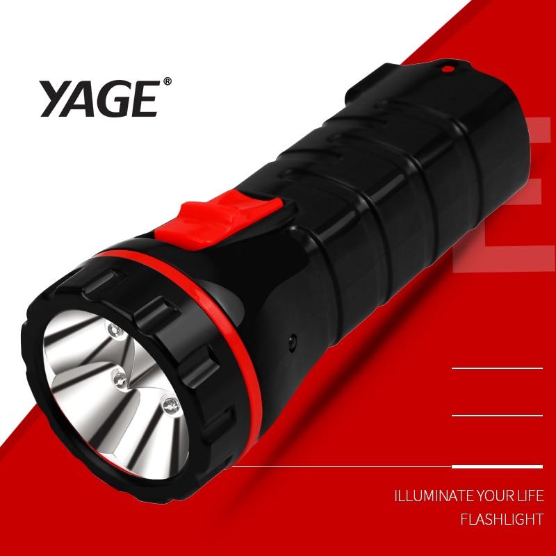 Lights & Lighting Yage-3734 Led Flashlight Night Light Led Torch Literna Laterna Battery Inside Lampe Torche Mini For Walking/camping Strengthening Sinews And Bones