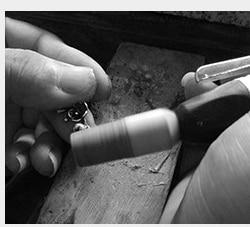 1 шт. винтажные 925 пробы серебряные подвески DIY браслет ожерелье серьги браслеты Подвески с кисточками для изготовления ювелирных изделий XA0410