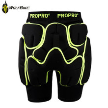 PROPRO Protective Snowboard Shorts Rubber Ski Hip Protector Brace Roller Cycling Bike Hockey Outdoor Extreme Sports Protection
