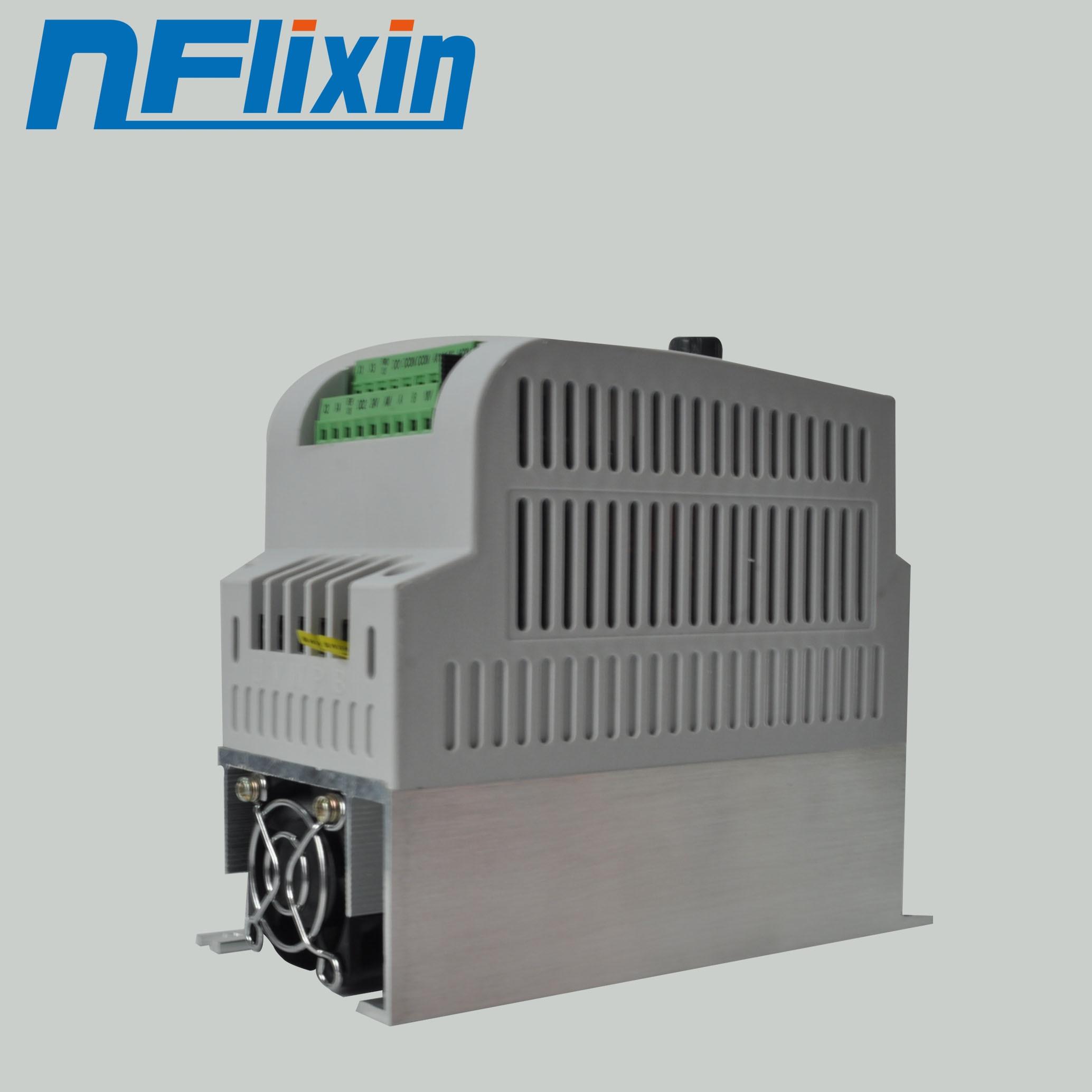 Для российского NF 220 В 1. 5 кВт/2,2/4 кВт 1-фазный вход и 3-фазный выходной преобразователь частоты/привод двигателя переменного тока/VSD/VFD/50 Гц инв...