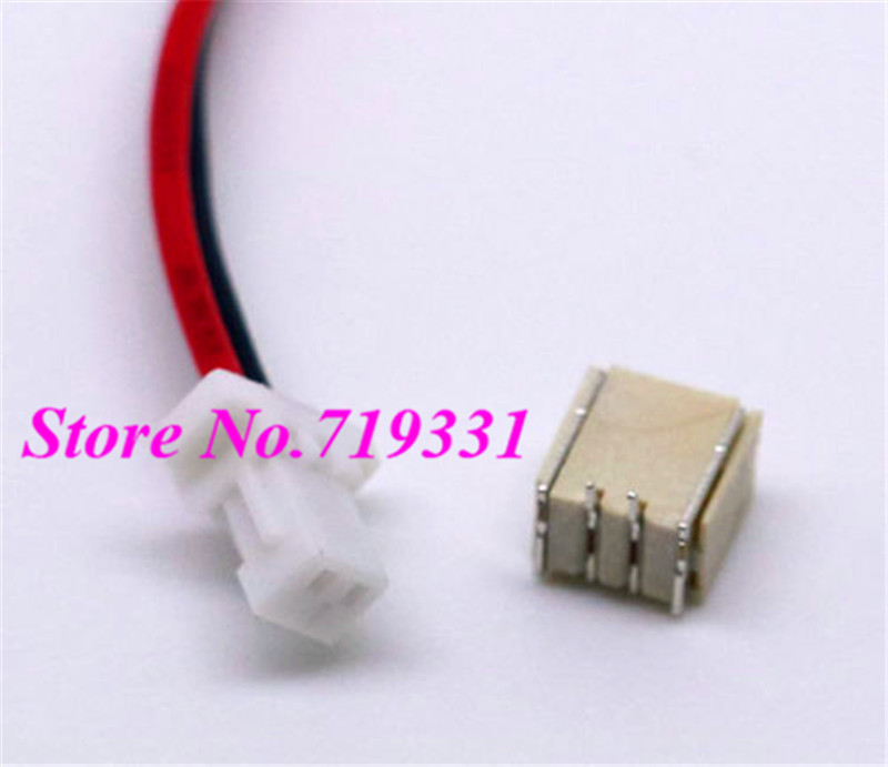 1000 SETS Mini Micro SH 1 0 2 Pin JST Connector with Wires Cables