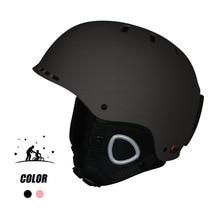 Vihir Adjustable Dial Professional Outdoor Sport Skateboard Skating Helmet Integrally-molded Ski Helmet For Adult And Kids недорого