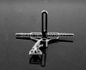 Steering plate