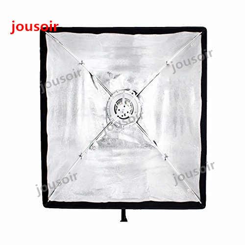 Godox 60 cm * 90 cm Speedlite Estúdio Strobe Flash Photo Reflective Difusor Softbox para Bowens Monte CD50