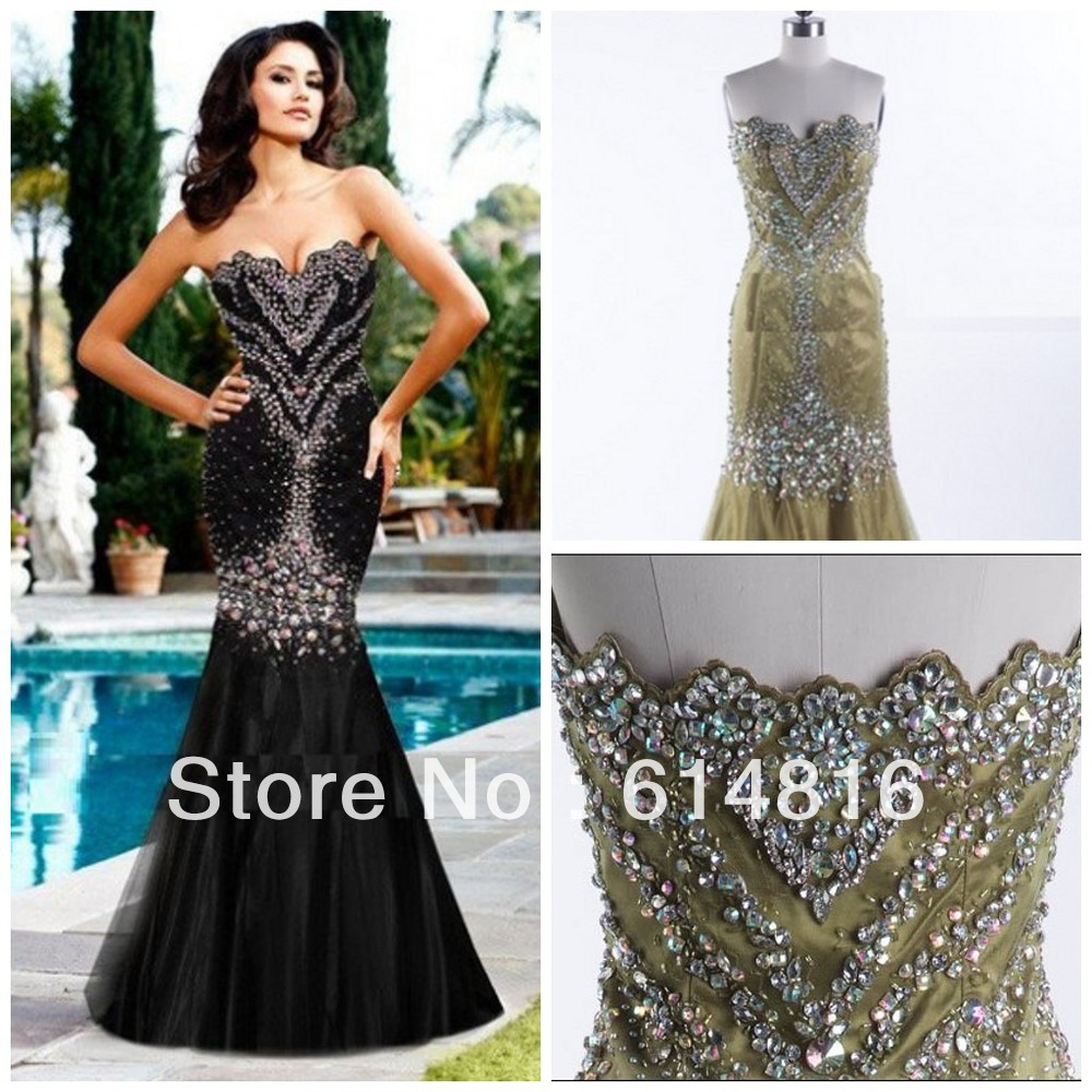 High Quality Glamorous Evening Dresses-Buy Cheap Glamorous Evening ...