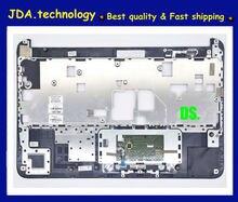 Meiarrow novo palmrest topcase para hp pavilion dv6 DV6-6000 6153t x 6152t 6151tx 6100 6050 capa superior touchpad
