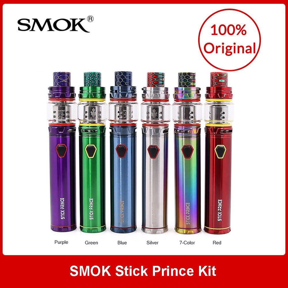 Original SMOK Stick Prince Kit with TFV12 Prince Atomizer Tank 8ml built in 3000mAh Battery Electronic Cigarette Vape pen kit