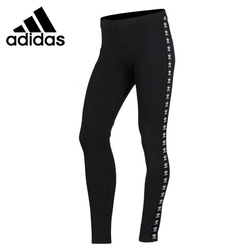 Original New Arrival 2018 Adidas Originals TRF TIGHT Women's Tight Pants Sportswear брюки accelerate tight