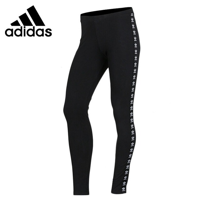 on sale 8545e 68f45 Original New Arrival 2018 Adidas Originals TRF TIGHT Womens Tight Pants  Sportswear
