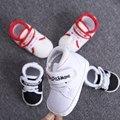 1 par de Primavera/Otoño Zapatos de Bebé Recién Nacido Niños/Niñas Deportes Zapatos de Los Niños Primeros Caminante Zapato B101903