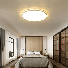 420/520/800mm Crystal Round Modern Led Ceiling Lights Fixtures White Finish Ceiling Lamp For Living Room Bedroom Study Room white black finish living room bedroom study room led ceiling lights lampara de techo modern led ceiling lamp fixtures