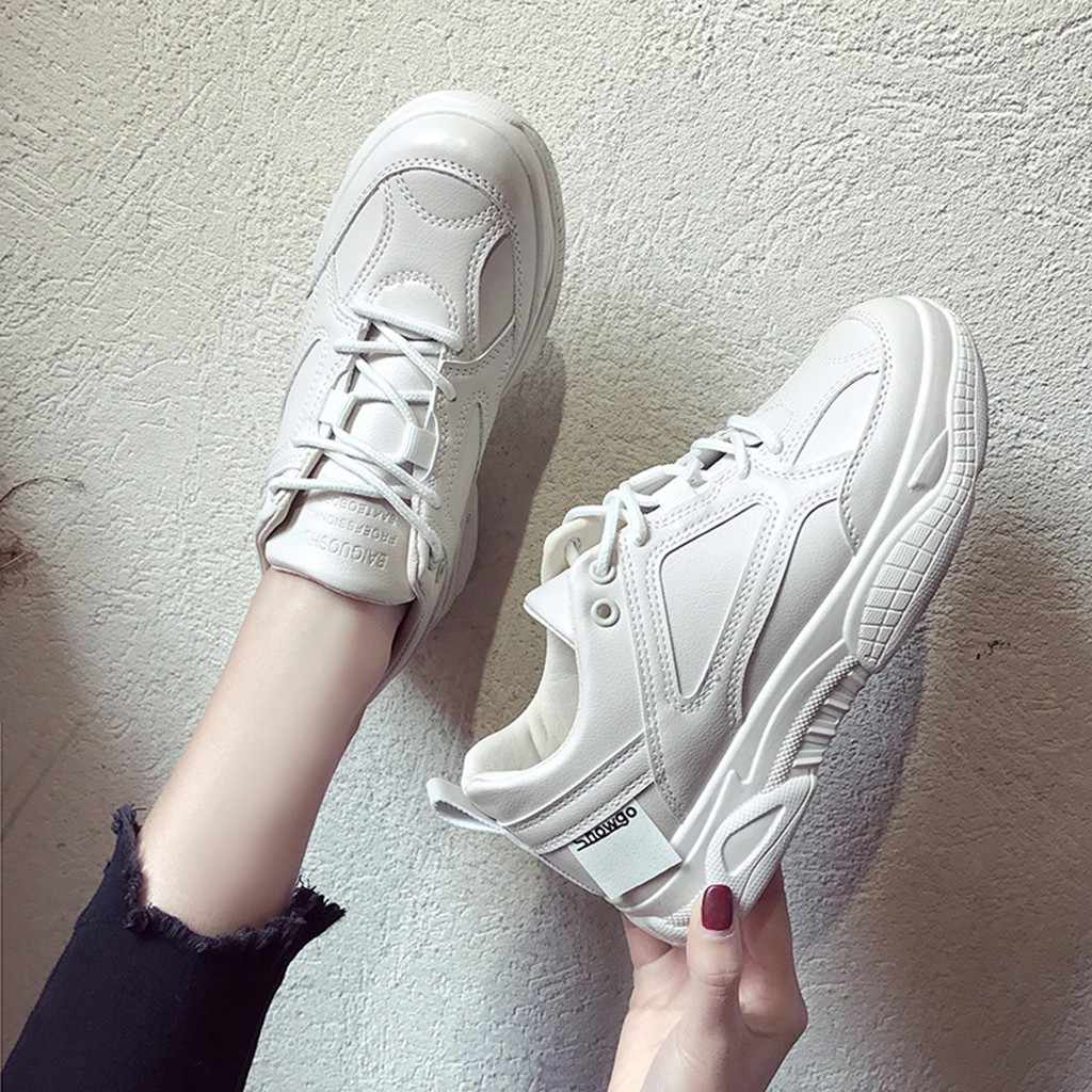 Vrouwen Sneakers Mesh Ademend Roze Vrouw Fitness schoenen Lace-up Lichtgewicht Zwart Vrouwen Loopschoenen maat 35- 40 #3
