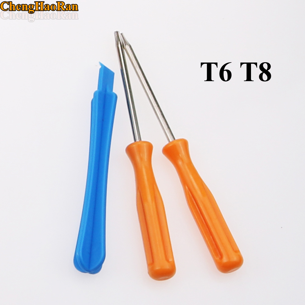1 set T6 T8 Screwdrivers Repair Tool + Crowbar For Microsoft For Xbox One Elite Controller Replacement LB RB Bumpers Buttons Key1 set T6 T8 Screwdrivers Repair Tool + Crowbar For Microsoft For Xbox One Elite Controller Replacement LB RB Bumpers Buttons Key