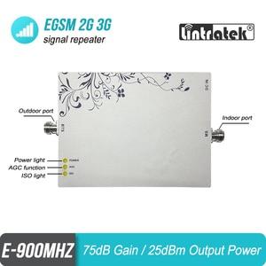 Image 3 - עוצמה 25dBm 2G 3G EGSM 880mhz אות מהדר E 900 Booster מגבר סטנדרטי EGSM אות booster #20
