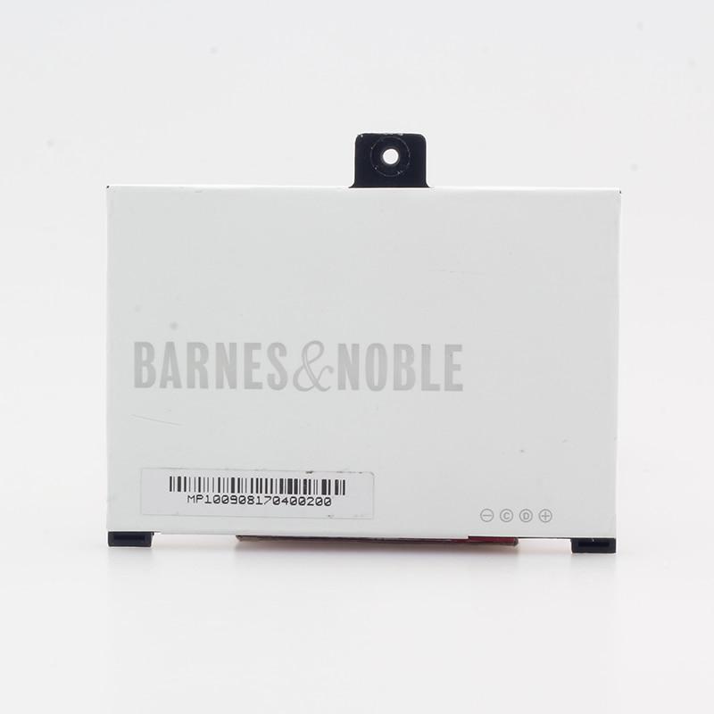 Dxqioo 100% original High quality brand batteries Fit for BARNES NOBLE 005 BNRV100 BNRZ100 N00K classic BNRB1530 Batteries