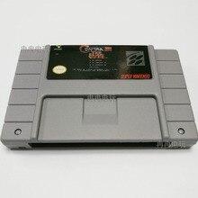 Contra III NTSC Cartão de Jogo Para OS EUA Versão Jogador Do Jogo jogo de cartão de presentes