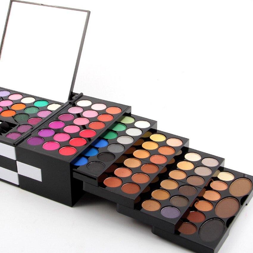 de olho maquiagem paleta palete maquiagem sombras 02