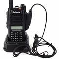 Retevis rt6 walkie talkie ip67 a prueba de agua 5/3/1 w vhf + uhf 136-174 mhz + 400-520 mhz con cb radio portátil fm comunicador a9114a