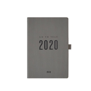 Image 3 - 2019 2020 Notebook Planer Agenda A5 Daily Note Meeting Business Journal Weekly Schedule School Supplies Stationary Gift
