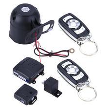 Car Vehicle Auto Burglar Alarm Protection Keyless Entry