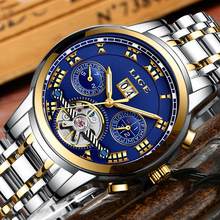 LIGE Watch New Brand Luxury LIGE9861