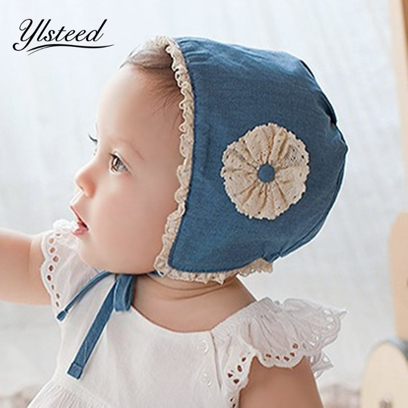 a5df02ce9c9 Kids Summer Hats New Born Photography Props Baby Girl Palace Hats Boy  Cowboy Cap Flower Baby