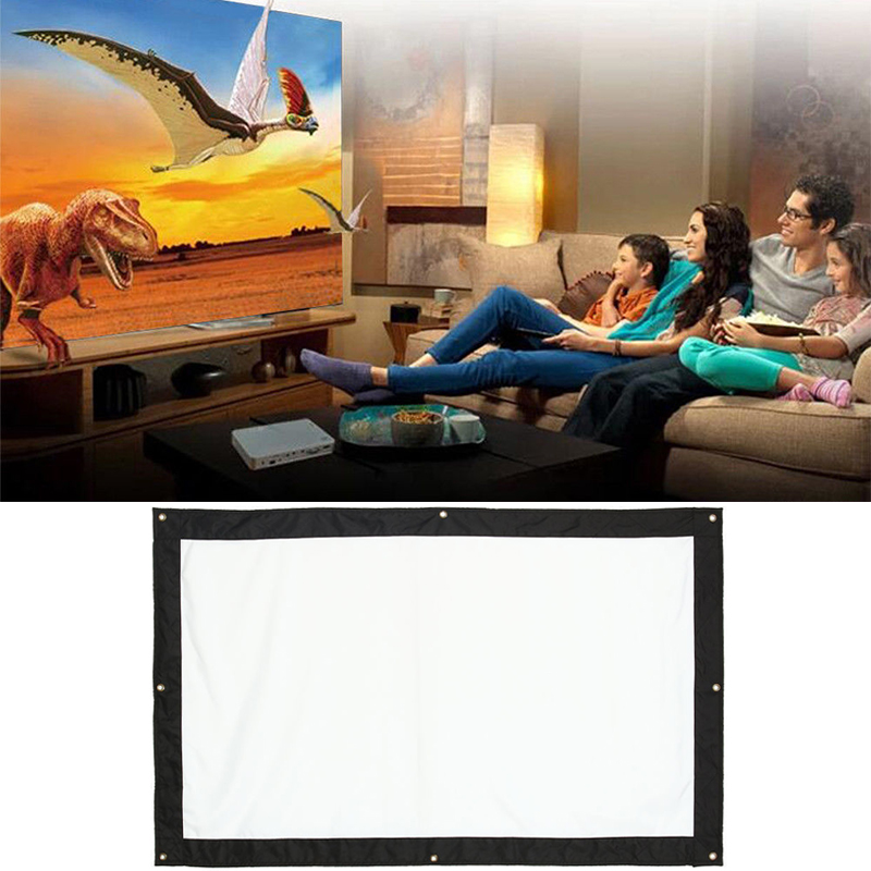 Waterproof Polyester 16:9 Projection…