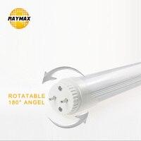 T8 LED tube light bulb 60cm 120cm led bulb tube T8 led tube bulb 85-245V Led tubo lamp 600mm 10w 1200mm 18w 1pc/lot