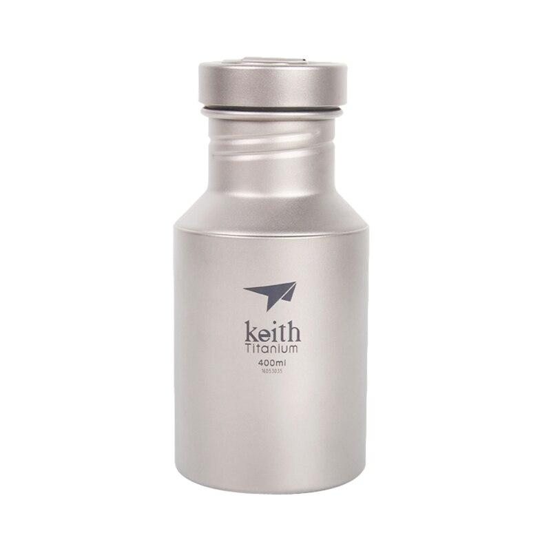 2017 fabricación nuevo modo ti3030 titanium keith 400 ml hervidor de agua al air