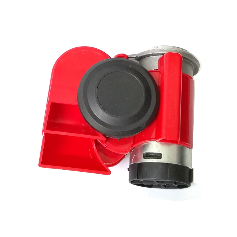 Image 5 - LMoDri Vehicle 12V Super Loudly Air Horn Snail Compact Horns For Motorcycle Car Truck Boat RV Modification Parts-in Multi-tone & Claxon Horns from Automobiles & Motorcycles