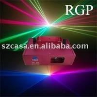 Vollfarbe 270 mW Green + Red + Violet dj party disco indoor lasershow