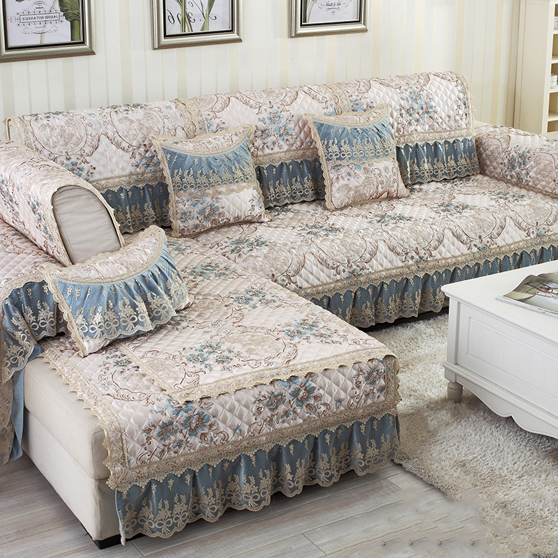 Creative Floral Sofa Covers For Sectional Sofa Cover
