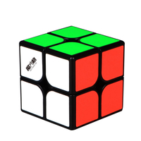 QiYi WuXia 5CM 2x2 Magic Cube Smooth Competition Cube Puzzle Toy