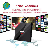GOTiT H96 Pro 3G 32G Power IPTV S912 Android 6 0 Arabic French Germany Netherlands Portugal