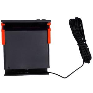 Image 3 - Mini Digital Aquarium temperature controller with Sensor  thermometer freezer thermostat regulator 220V