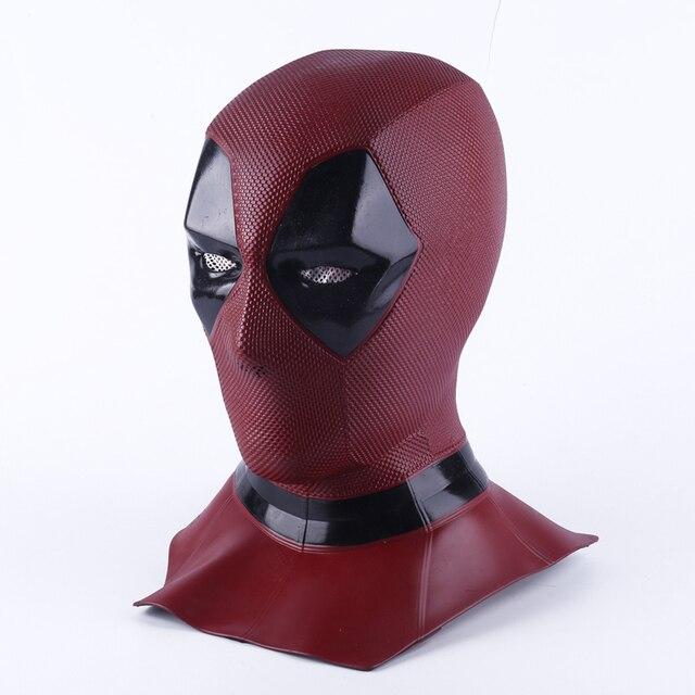 Maska DeadPool wysokiej jakości za $33.99 / ~127zł