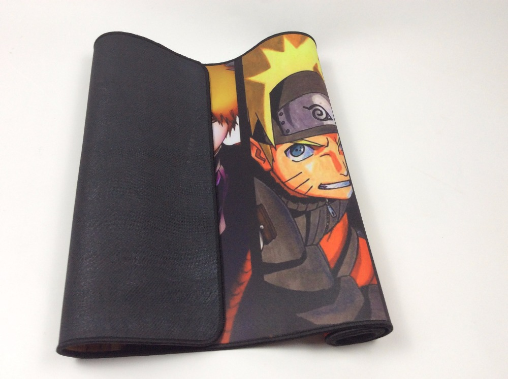 Image 4 - Yuzuoan One Piece Dragon Ball Z 900x400x3mm Notbook Computer Japan Anime Mousepad Big Gaming Laptop Table Overlock Mouse Pad-in Mouse Pads from Computer & Office