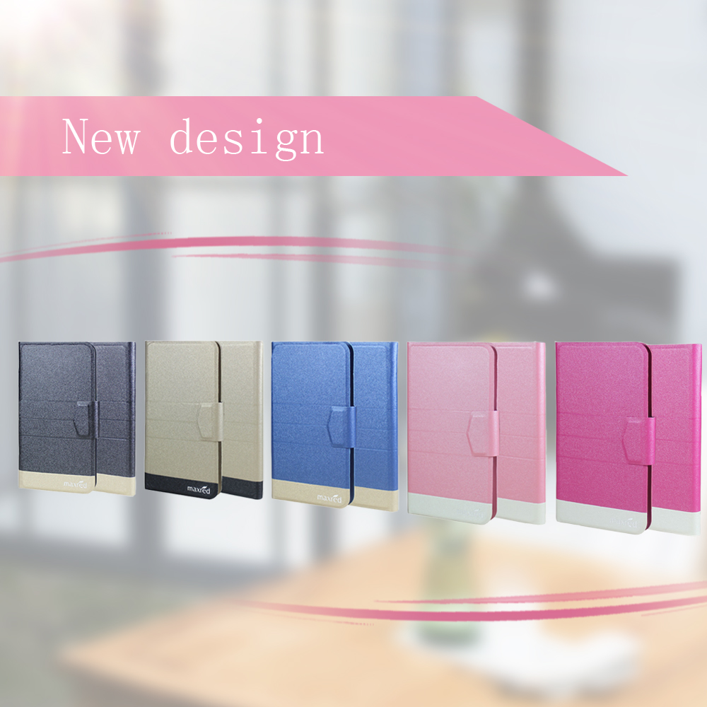 5 färger super! Highscreen Pure Power Phone Case Läder Full Flip - Reservdelar och tillbehör för mobiltelefoner - Foto 4